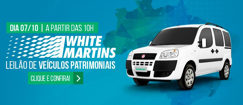 veículos white martins