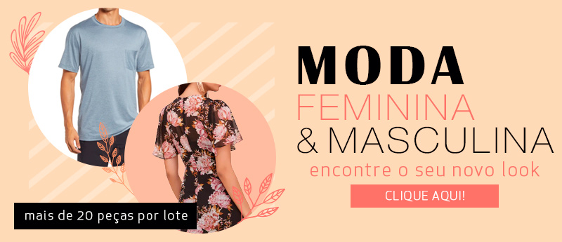 Moda Feminina e Masculina