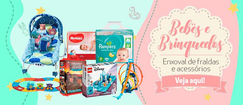 Bebês e Brinquedos